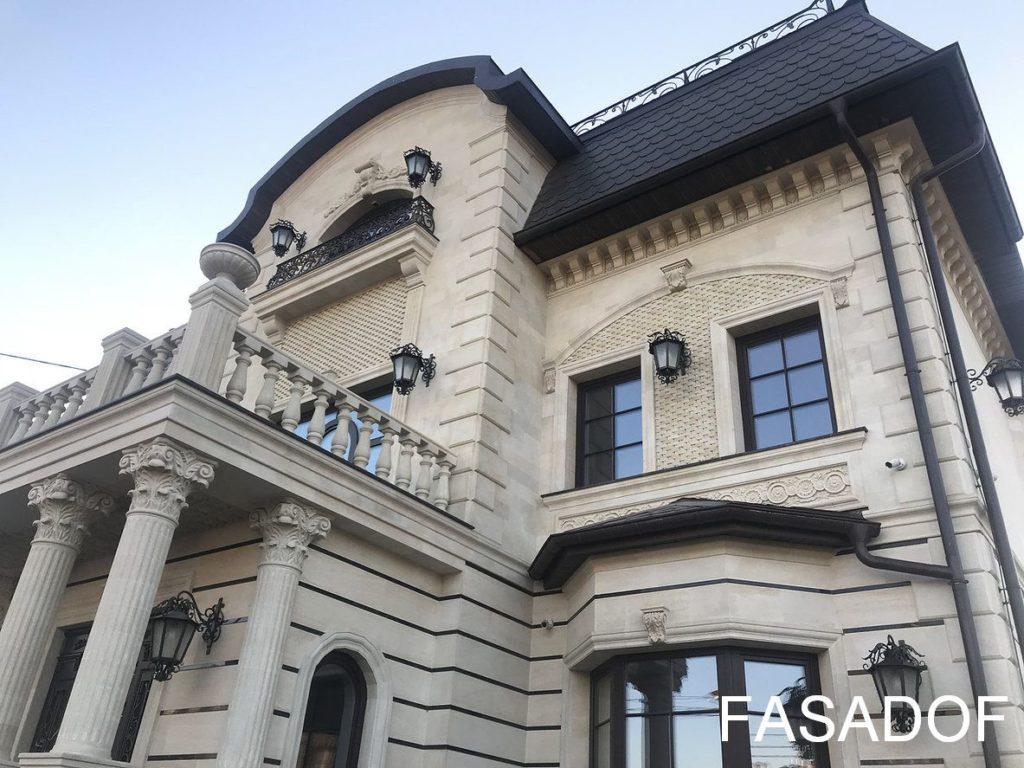 дагестанский камень для фасада дома облицовка цена