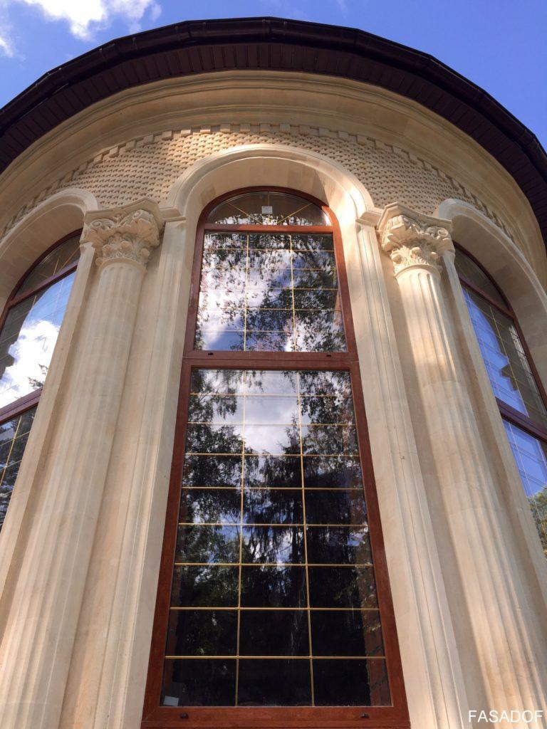 вертикальные вентилируемые фасады